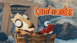 Curta Animação Full HD - Caminandes - 3 Llamigos