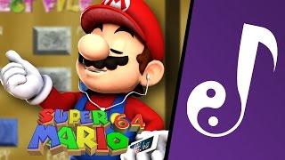 Super Mario 64 - File Select Remix - AJ DiSpirito