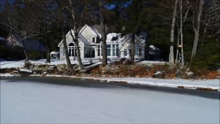 Residential Home on Lake Winnipesaukee in Moultonborough, New Hampshire