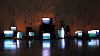 Transmission Archaeology (de/Rastra: Installation) - Kyle Evans