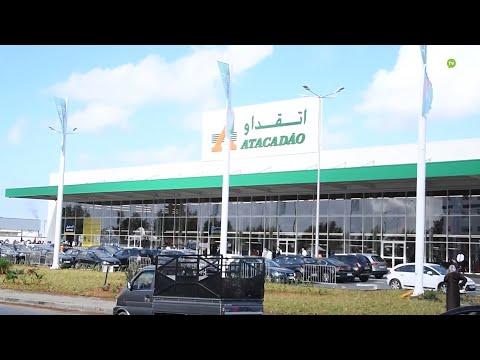 Video : Inauguration du 12e magasin Atacadão à Kénitra