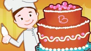 PAT-A-CAKE (Patty-Cake or PattyCake) Song with Lyrics