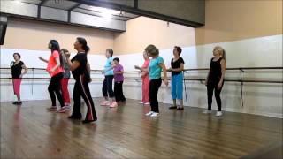 azucar moreno - gimnasia y baile La Reina.