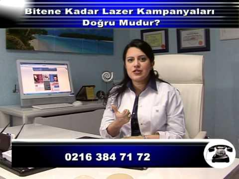 Bitene Kadar Lazer Epilasyon Kampanyaları Doğru Mudur? Op.Dr.Eser Aydoğdu