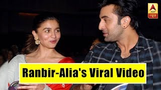 Ranbir Kapoor, Alia Bhatt's Video Goes VIRAL | ABP News