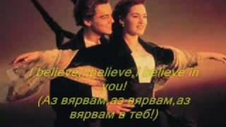 Il Divo & Celine Dion-I believe in you