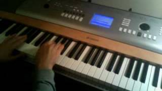 Nelly Furtado Timbaland and Justin Timberlake - Give It To Me (piano cover)