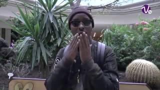 Eddy Kenzo a Dakar avec Vibe Radio !
