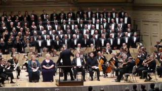 "Boston Symphony performs Mendelssohn's ""Elijah"""