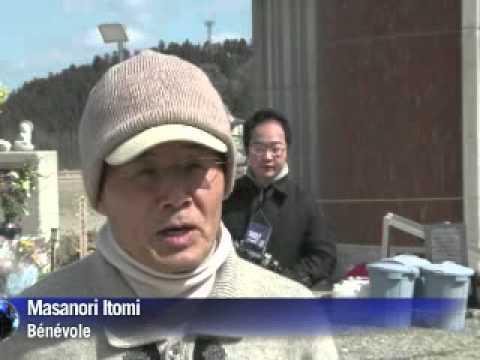 Le Japon commémore le tsunami, deux ans après