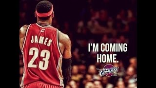 LeBron James Cavalier Mix - I'm Coming Home *2014*