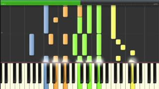 Flapper Girl - The Lumineers (Synthesia)