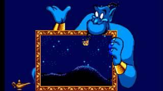 Aladdin (Master System) - Abertura