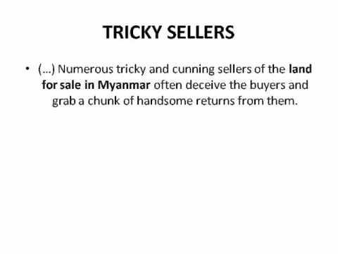 Investment in Myanmar.wmv