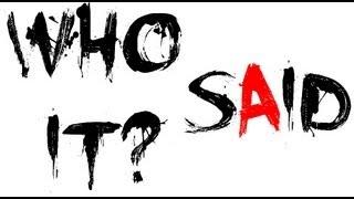 'Who Said It'' Pretty Little Liars 2013 HD   ( Legendado )