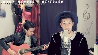 Shawn Mendes - Stitches   Acoustic Cover