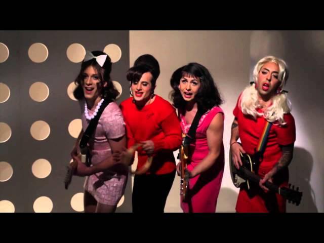 "DIRTY FENCES ""Judy (Don't Go) vídeo oficial"