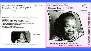 Bonnie Lee - I'm Good - 1991 - Try'in To Make A Livin' - Dimitris Lesini Blues