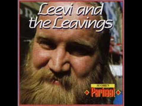 leevi-and-the-leavings-kuin-jaisella-peltikatolla-zeromarsu