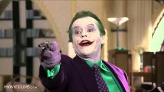 """Batman - Joker Scenes: """"Dance with the Devil in the Pale Moonlight"""""""