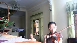 Pham le Quynh violon- Bụi Phấn