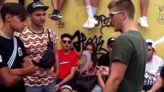 CRAW SK y MANDELLI SK vs SIKE TE PINCHO UNA PIERNA   OCTAVOS   DUAL BATTLE