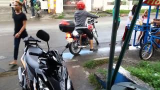 Honda TMX 125 Alpha pipe