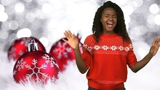 KK Sings: All I Want for Christmas is You - Cover