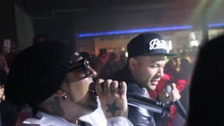 Frankie j & DJ KANE LIVE @ICE LOUNGE