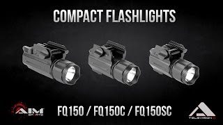 AIM Sports Inc. Sub Compact and Compact Flashlights