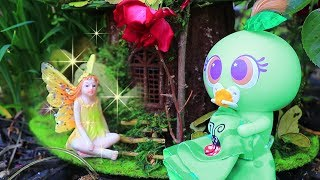 Pisti-lo Meets a Fairy Baby Doll Play | Toys and Dolls Fun for Kids Playing with Toy Babies | SWTAD