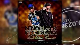 Chimbala FT Niño Black - Te Quiero Comer
