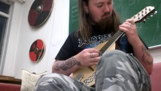 Medieval Mandolin play :)