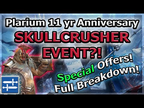 RAID Shadow Legends | SKULLCRUSHER EVENT?! | SPECIAL OFFERS | FULL BREAKDOWN!