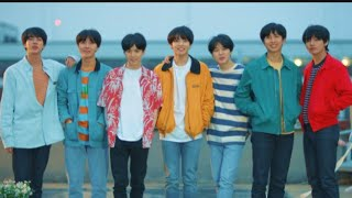BTS Evolution 2013-2018 [sea]