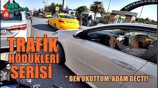Trafik Hödükleri Serisi /