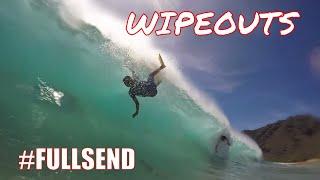 WIPEOUTS Shorebreak 2016 Compilation Bodyboarding & Bodysurfing SONG (prod by Gravy Beats)