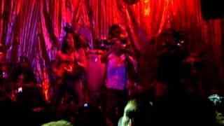 Panteon Rococo - Canciones de amore y odio (live 2007 Mexico City)