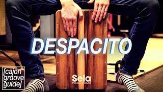 Cajon Lesson: How To Play Despacito On Cajon (Luis Fonsi, Daddy Yankee, Justin Bieber)