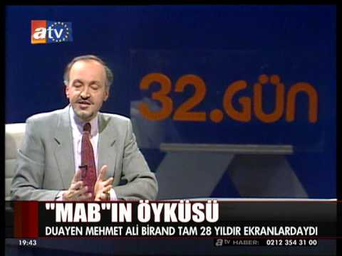 Mehmet Ali Birand'ın Hayat Hikayesi