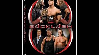 WWE Backlash 2006 Theme Song - Nightcore, Baby Hates Me.