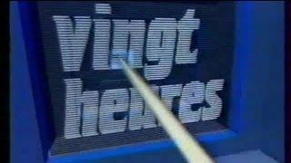 TF1 Bande Annonce + Générique du 20 heures + Les titres (1985)