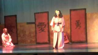 Mulan Musical Reflection