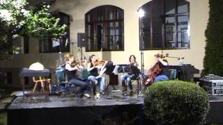 Bring me to life cover - Intermeco string quartet