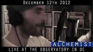 PRODIGY Of Mobb Deep & ALCHEMIST Live At The OBSERVATORY