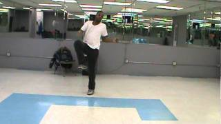 T-Pain ''5 o'clock'' Choreography by TheHipHopDancerTim