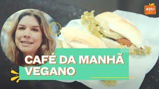 Vegano na padaria: um café da manhã saudável | Alana Rox | Diário de Uma Vegana