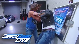 AJ Styles hurls Shane McMahon through a car window: SmackDown LIVE, March 14, 2017