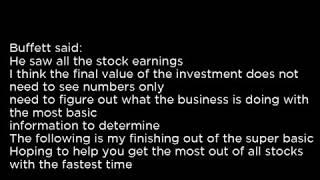ICHR - Ichor Holdings, Ltd. ICHR buy or sell Buffett read basic