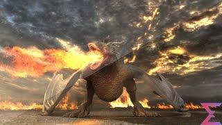 Free Sony Vegas Intro Template #28 : Dragon Epic Logo/Text Reveal Intro Template for Sony Vegas 13